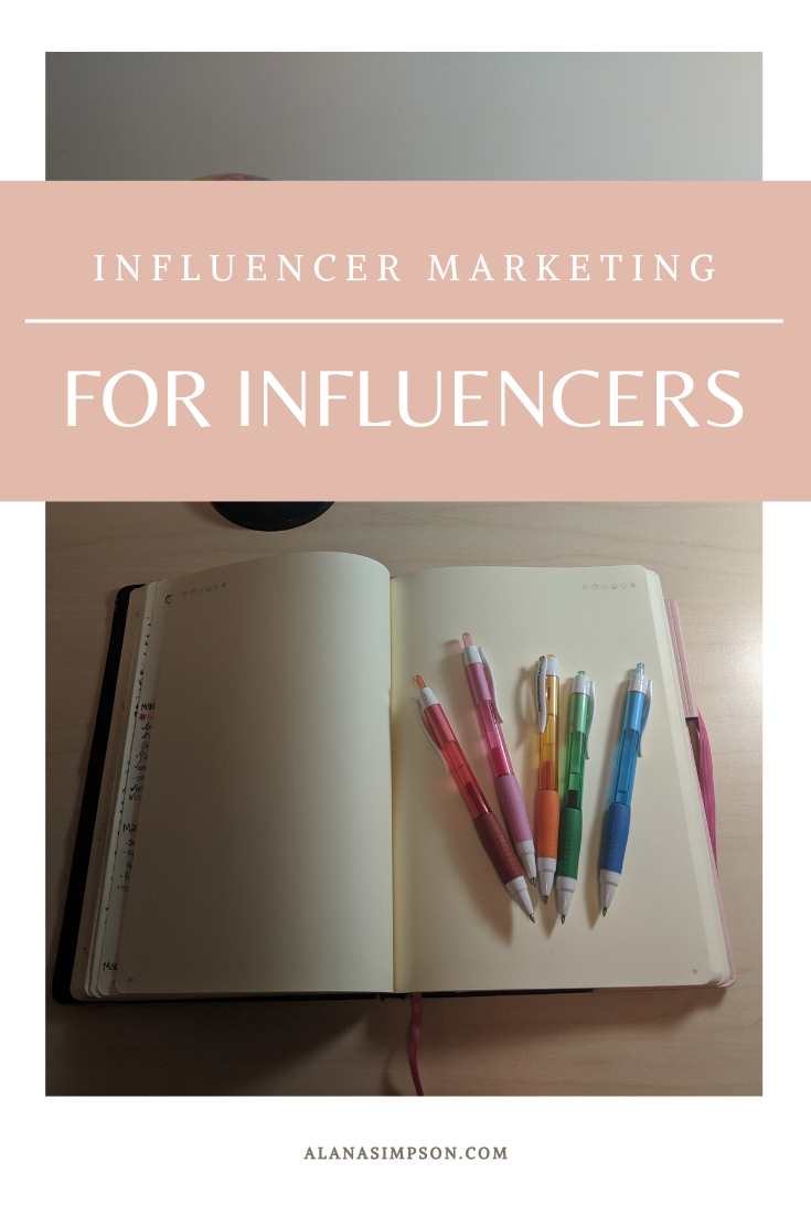 Influencer Marketing for Influencers - alansimpson.com - Everyday Confidence